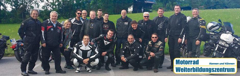 MWZ_Fahrschuelerausfahrt_MotorradWeiterbildungszentrum_Muenchen