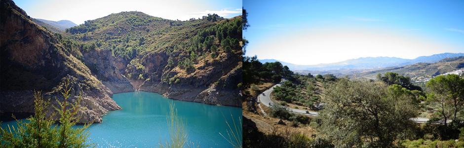 Motorradtrainings und Motorradtouren Andalusien Spanien MWZ Muenchen