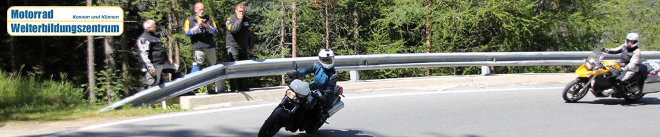 Motorrad Weiterbildungszentrum - Kennen und Können – Motorradtraining | Motorradtouren | Tour Guide