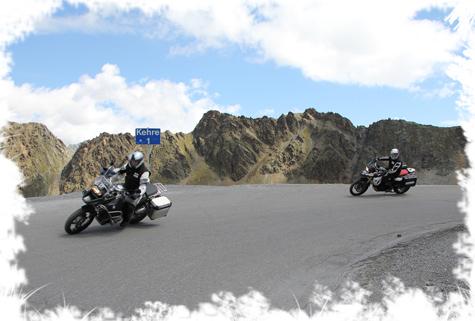Motorrad Kurven- und Kehrentraining - Fahrsicherheitstraining mit dem Motorrad
