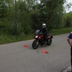 MWZ Motorrad Bremsentraining München