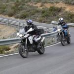 Motorradtraining in Andalusien Spanien