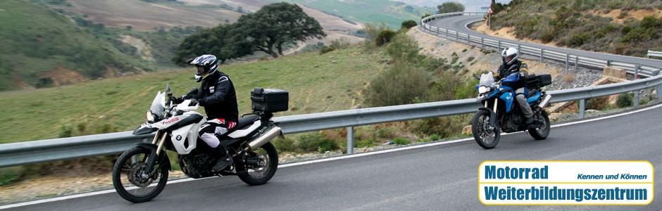 Transandalucia Andalusien Spanien Motorradtour