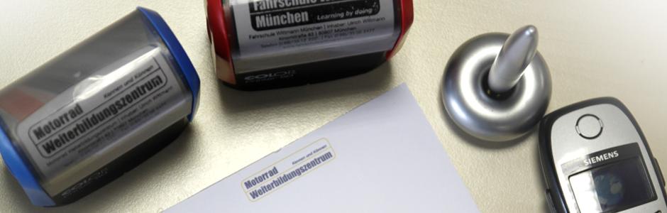 Kontakt MWZ Motorrad-Weiterbildungszentrum München