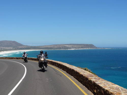 Motorradtour Küstentour Südafrika