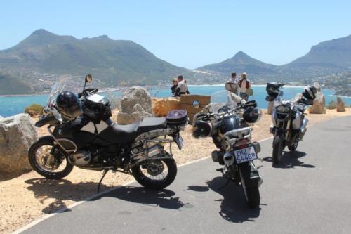 Motorradtour Küstentour Südafrika3
