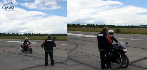 MWZ-Bremsen-Notbrems-Training