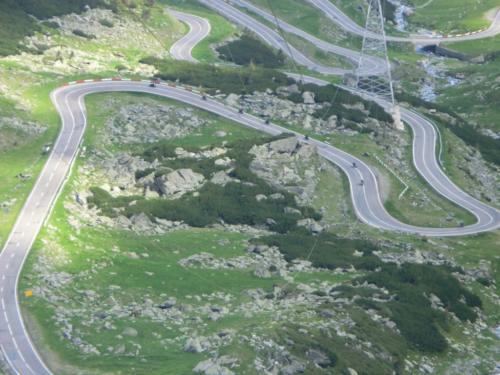 MWZ Motorradtour Rumänien