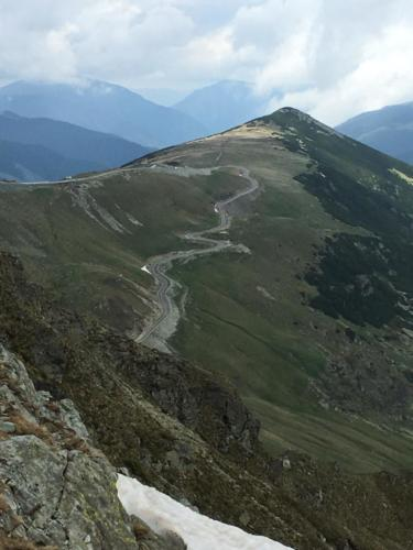 Motorradtour-MWZ Transalpina und Transfagarasan