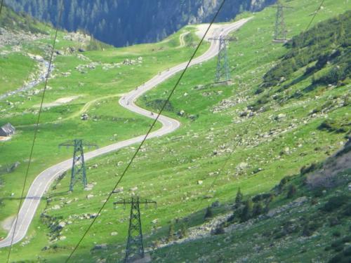 Motorradtour durch Rumänien - MWZ Transalpina und Transfagarasan